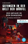 Cover-Bild zu Lenk, Fabian: Gefangen in der Welt der Würfel. Die Gefahr in den Dungeons. Ein Abenteuer für Minecrafter (eBook)