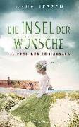 Cover-Bild zu Jessen, Anna: Die Insel der Wünsche - Klippen des Schicksals