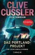 Cover-Bild zu Cussler, Clive: Das Portland-Projekt (eBook)