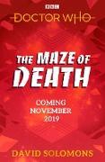Cover-Bild zu Doctor Who: The Maze of Doom (eBook)
