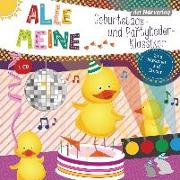 Cover-Bild zu Pfeiffer, Martin (Hrsg.): Alle meine Geburtstags- und Partylieder-Klassiker