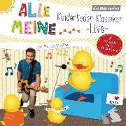 Cover-Bild zu Pfeiffer, Martin (Hrsg.): Alle meine ... Kinderlieder-Klassiker live