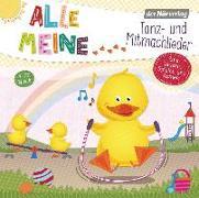Cover-Bild zu Pfeiffer, Martin (Hrsg.): Alle meine Tanz- und Mitmachlieder