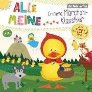 Cover-Bild zu Brüder Grimm: Alle meine Grimms Märchenklassiker