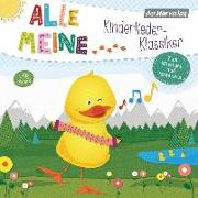 Cover-Bild zu Pfeiffer, Martin (Hrsg.): Alle meine Kinderlieder-Klassiker