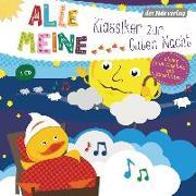 Cover-Bild zu Pfeiffer, Martin (Hrsg.): Alle meine Klassiker zur Guten Nacht