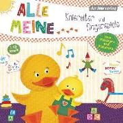 Cover-Bild zu Pfeiffer, Martin (Hrsg.): Alle meine Kniereiter und Fingerspiele