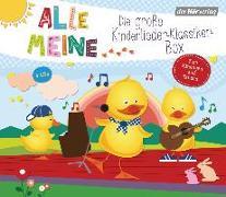 Cover-Bild zu Pfeiffer, Martin (Hrsg.): Alle meine Kinderlieder-Klassiker-Box