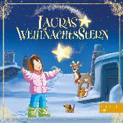 Cover-Bild zu Bingenheimer, Gabriele: Lauras Weihnachtsstern (Das Original-Hörspiel zum Weihnachtsspezial) (Audio Download)
