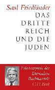 Cover-Bild zu Friedländer, Saul: Das Dritte Reich und die Juden (eBook)