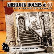 Cover-Bild zu Duschek, Markus: Sherlock Holmes & Co, Folge 34: Das Haus der Verdammten (Audio Download)