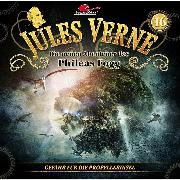 Cover-Bild zu Freund, Marc: Jules Verne, Die neuen Abenteuer des Phileas Fogg, Folge 16: Gefahr für die Propellerinsel (Audio Download)