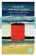 Cover-Bild zu Aufzeichnungen aus dem Kellerloch von Dostojewskij, Fjodor M.