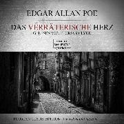 Cover-Bild zu Das verräterische Herz (ungekürzt) (Audio Download) von Poe, Edgar Allan