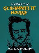 Cover-Bild zu Gesammelte Werke (eBook) von Poe