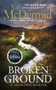 Cover-Bild zu McDermid, Val: Broken Ground (eBook)