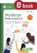 Cover-Bild zu Mysterys Deutschunterricht 5-10 (eBook) von Schäfer, Stefan