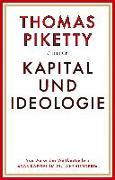 Cover-Bild zu Kapital und Ideologie von Piketty, Thomas