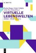 Cover-Bild zu Virtuelle Lebenswelten (eBook) von Rieger, Stefan (Hrsg.)