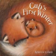 Cover-Bild zu Rebecca Elliott, Rebecca Elliott: Cub's First Winter (eBook)