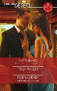Cover-Bild zu El beso de la inocencia - Solo mía - La fantasía de toda chica (eBook)
