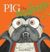 Cover-Bild zu Blabey, Aaron: Pig the Monster