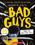 Cover-Bild zu Blabey, Aaron: The Bad Guys in They're Bee-Hind You! (the Bad Guys #14), 14