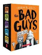 Cover-Bild zu Blabey, Aaron: The Bad Guys Box Set: Books 1-5