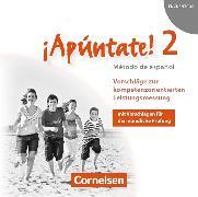 Cover-Bild zu ¡Apúntate! 2. Vorschläge zur kompetenzorientierten Leistungsmessung