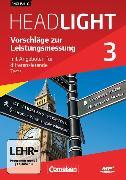Cover-Bild zu English G Headlight 3. Allgemeine Ausgabe. Vorschläge zur Leistungsmessung