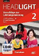 Cover-Bild zu English G Headlight 2. Allgemeine Ausgabe. Vorschläge zur Leistungsmessung