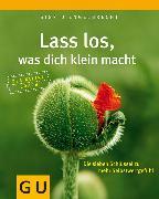 Cover-Bild zu Engelbrecht, Sigrid: Lass los, was dich klein macht (eBook)