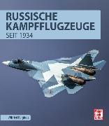 Cover-Bild zu Russische Kampfflugzeuge