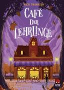 Cover-Bild zu Thornton, Nicki: Café der Lehrlinge (Hotel der Magier 3) (eBook)