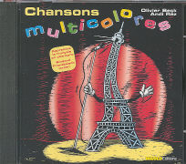 Cover-Bild zu Chansons multicolores