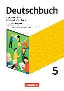 Cover-Bild zu Deutschbuch Gymnasium 5. Schuljahr. Neue Ausgabe. Servicepaket. NW von Eichenberg, Christine