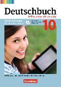 Cover-Bild zu Deutschbuch 10. Schuljahr. Zu allen differenzierenden Ausgaben. Handreichungen für den Unterricht, Kopiervorlagen und CD-ROM von Chatzistamatiou, Julie