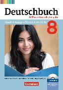 Cover-Bild zu Deutschbuch 8. Schuljahr. Differenzierende Ausgabe. Handreichungen für den Unterricht von Chatzistamatiou, Julie
