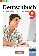 Cover-Bild zu Deutschbuch Gymnasium 9. Schuljahr. Allgemeine Ausgabe. Handreichungen für den Unterricht. von Brenner, Gerd