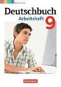 Cover-Bild zu Deutschbuch Gymnasium 9. Schuljahr. Allgemeine Ausgabe - Neubearbeitung. Arbeitsheft mit Lösungen von Germann, Michael