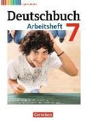 Cover-Bild zu Deutschbuch Gymnasium 7. Schuljahr. Arbeitsheft von Grunow, Cordula