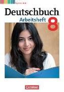 Cover-Bild zu Deutschbuch 8. Schuljahr. Arbeitsheft mit Lösungen von Grunow, Cordula