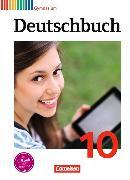 Cover-Bild zu Deutschbuch Gymnasium 10. Schuljahr. Allgemeine Ausgabe. Schülerbuch von Brenner, Gerd