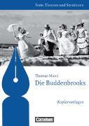 Cover-Bild zu Buddenbrooks. Kopiervorlagen von Mohr, Deborah