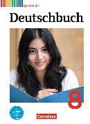 Cover-Bild zu Deutschbuch Gymnasium 8. Schuljahr. Allgemeine Ausgabe - Neubearbeitung. Schülerbuch von Brenner, Gerd