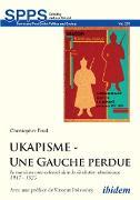 Cover-Bild zu Ford, Christopher: UKAPISME - Une Gauche perdue (eBook)