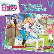 Cover-Bild zu Andreas, Vincent: Prinzessin Emmy Folge 11: Das königliche Reitturnier (Audio Download)