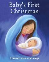 Cover-Bild zu Elliott, Rachel (Gelesen): Baby's First Christmas