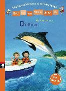 Cover-Bild zu Obrecht, Bettina: Erst ich ein Stück, dann du - Delfine (eBook)