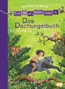 Cover-Bild zu Schröder, Patricia: Erst ich ein Stück, dann du! Klassiker - Das Dschungelbuch
